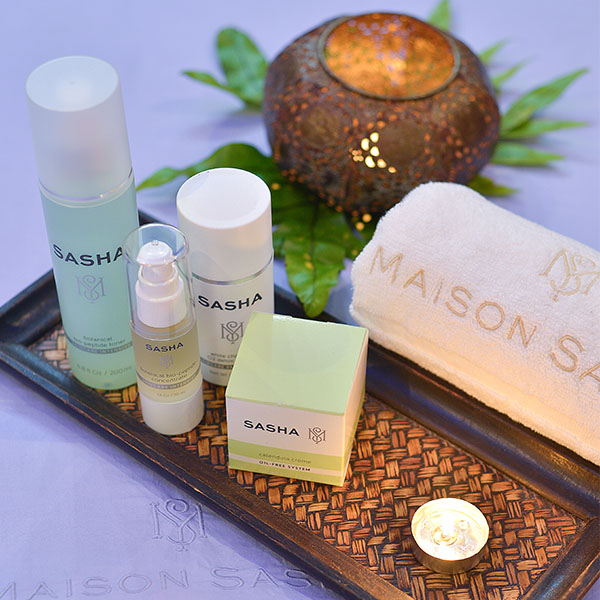Facial Care | Maison Sasha