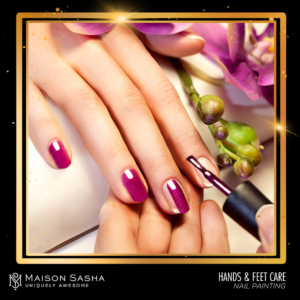 Nail Painting Sasha Spa