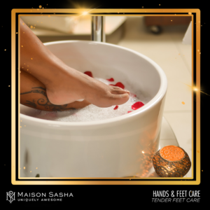 Tender Feet Care Sasha Spa