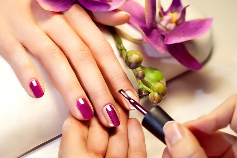Nail Painting | Maison Sasha